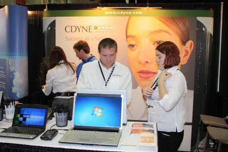 CDYNE Booth PDC