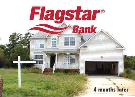 Flagstar Short Sale – The wait is over