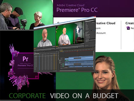 Adobe Premiere Corporate Video for starters